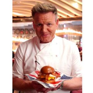 Hambúrguer de quase 600 do chef Gordon Ramsay o valor pode ser justificado entenda