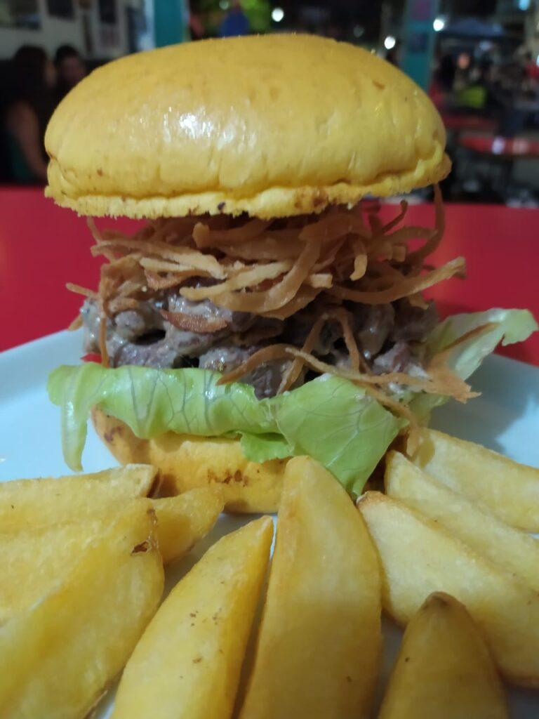 Hambúrguer no bairro São Tomás – Entrega-Delivery